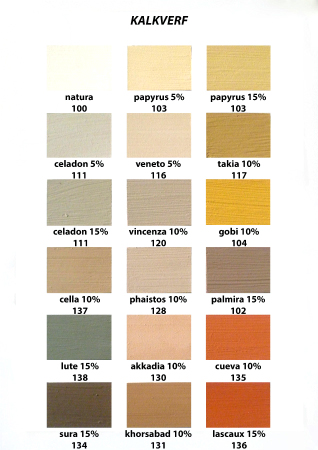 kleuren stoopen amp mee251s
